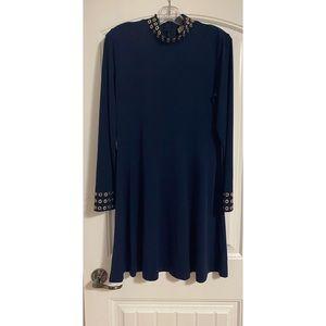 Michael Kors long sleeve dress